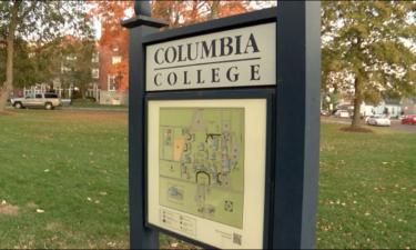 Columbia College map