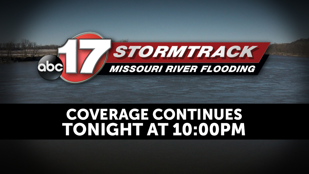 MO River flooding coverage TSR Promo Box