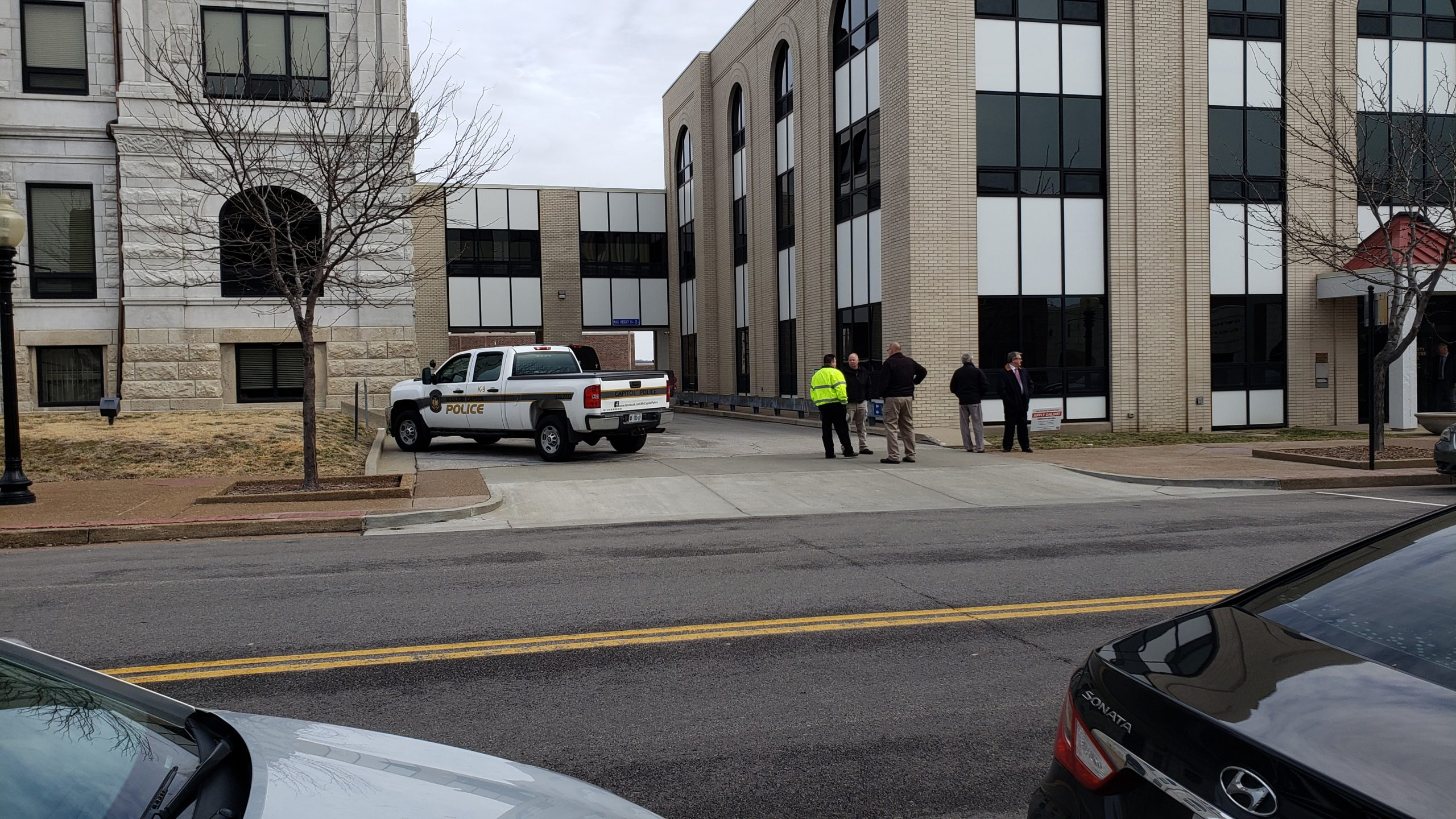 Cole County Courthouse evacuated