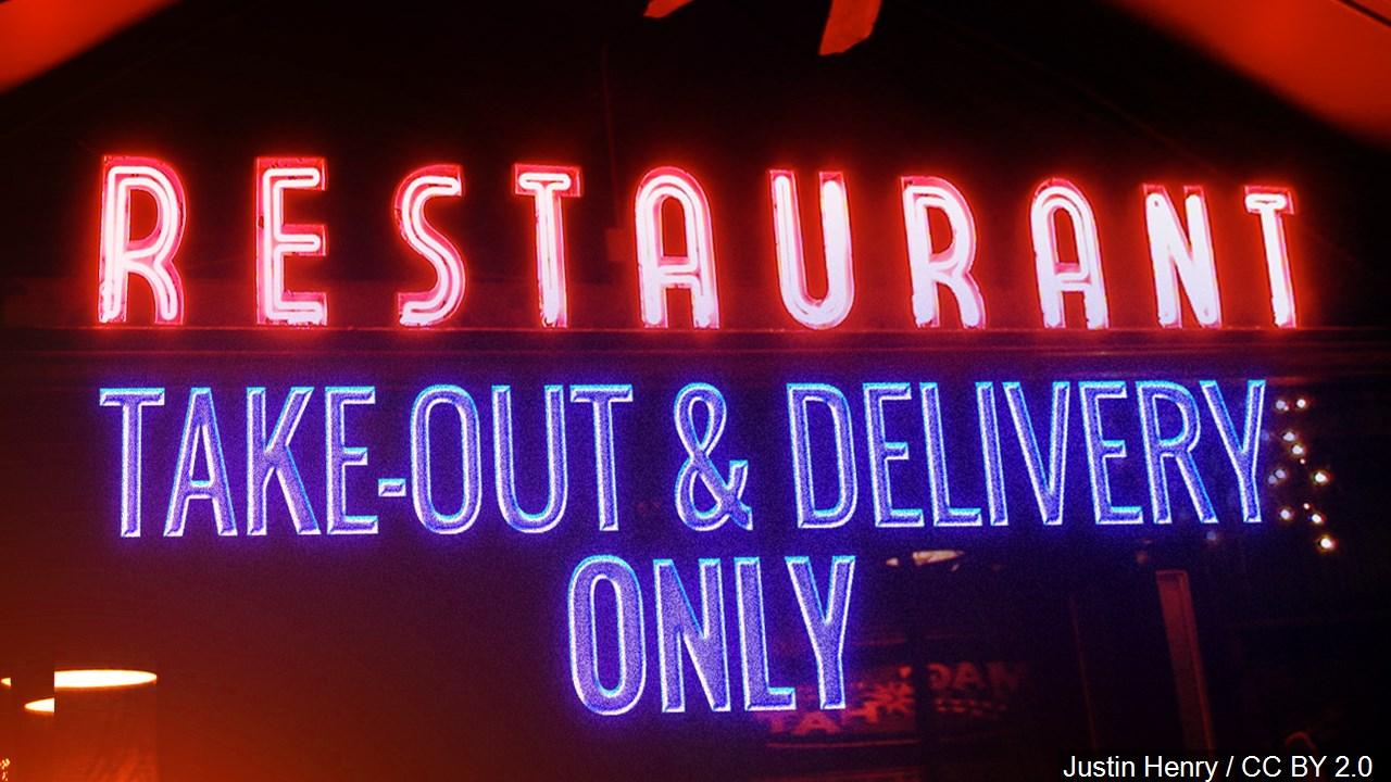 Restaurants and coronavirus