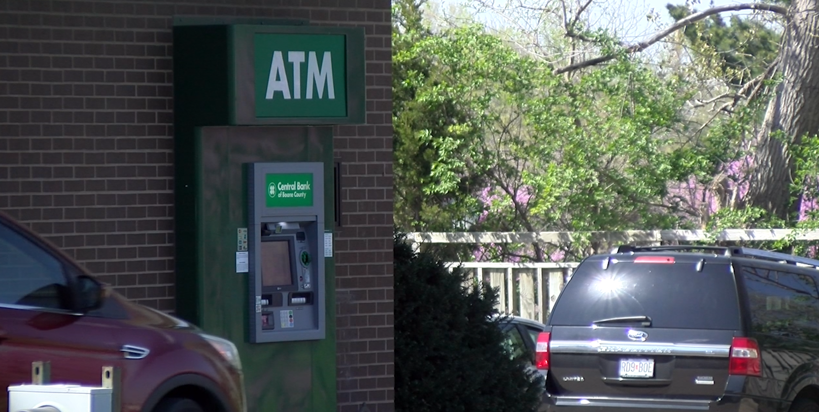 Central Bank ATM