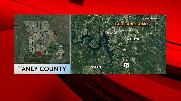 One person drowned in Lake Taneycomo Friday night.