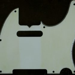 Relic Telecaster Mint Green 3-ply 8-hole Pickguard