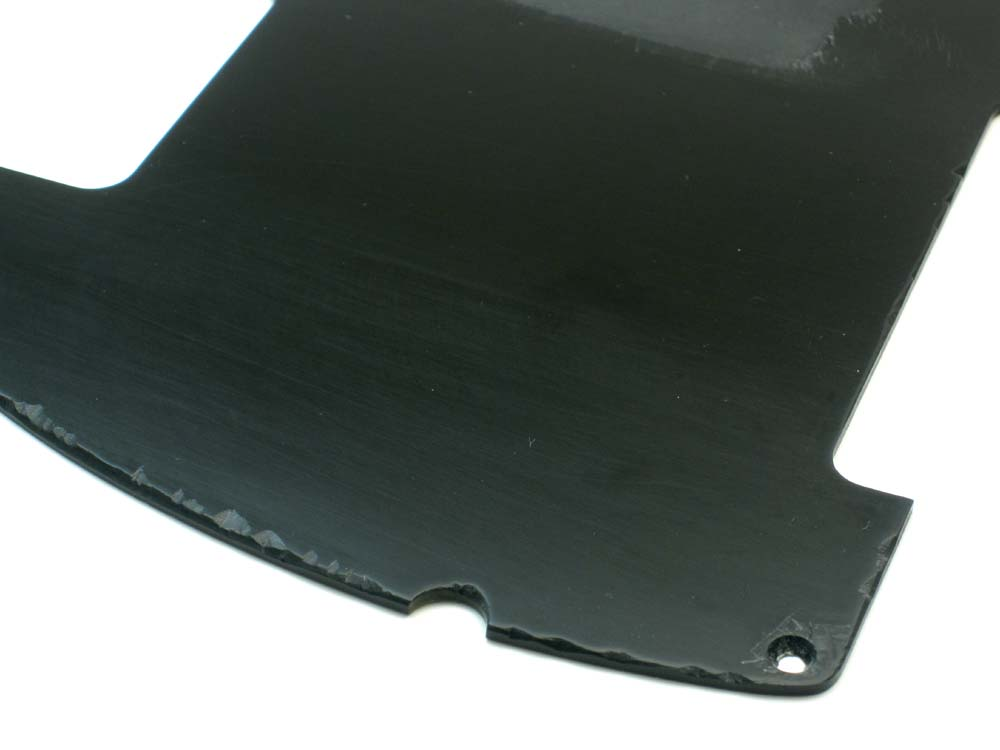 Beck Replica Esquire Black Bakelite Pickguard - CUSTOM ORDER