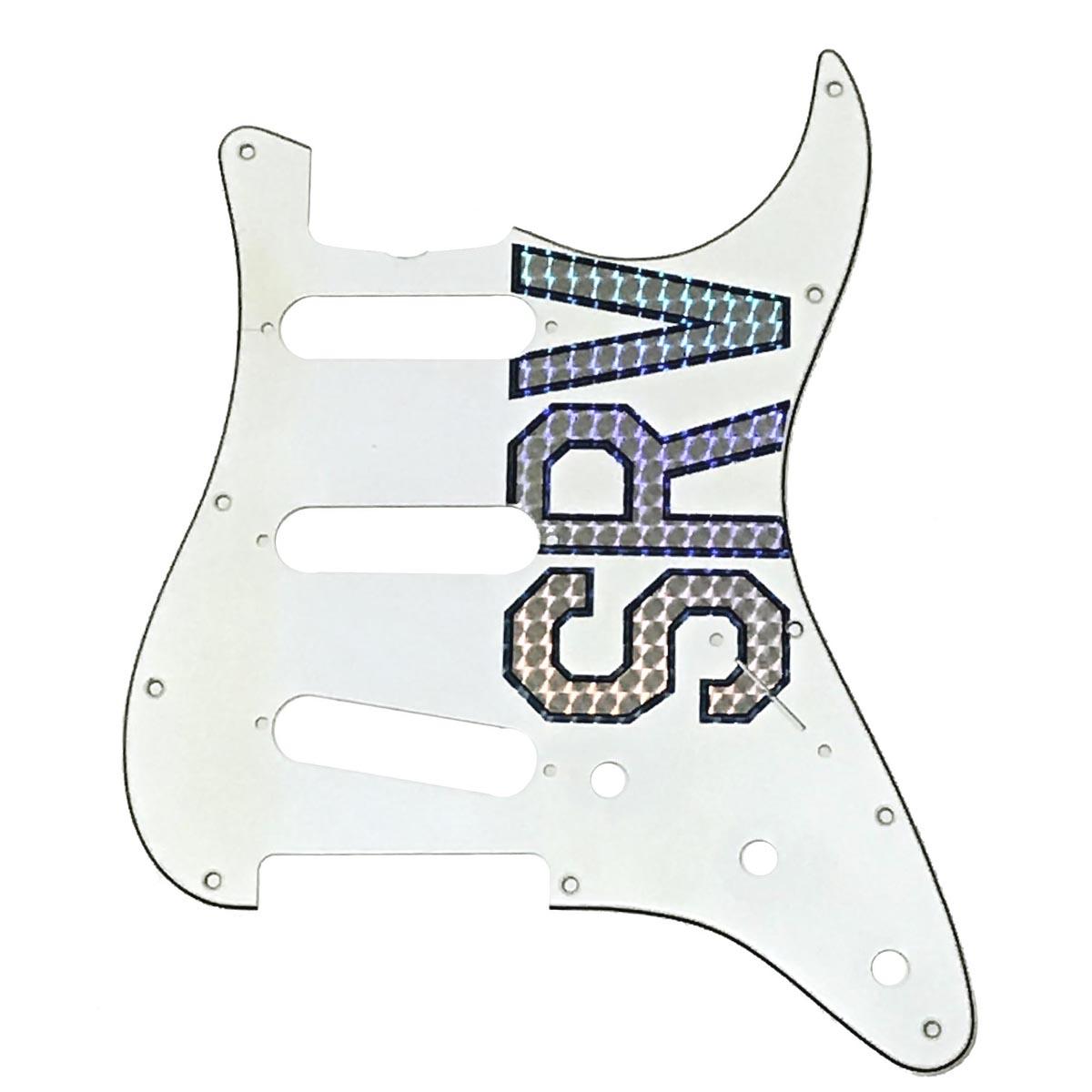 SRV LENNY Replica Stratocaster Pickguard