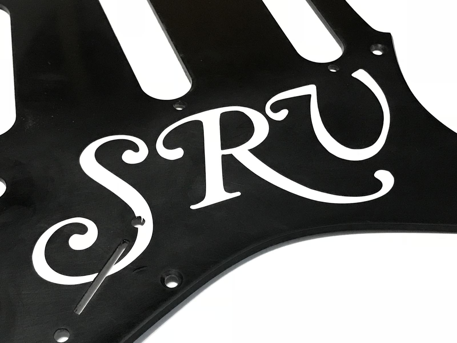 SRV #1/First Wife Replica Stratocaster Pickguard