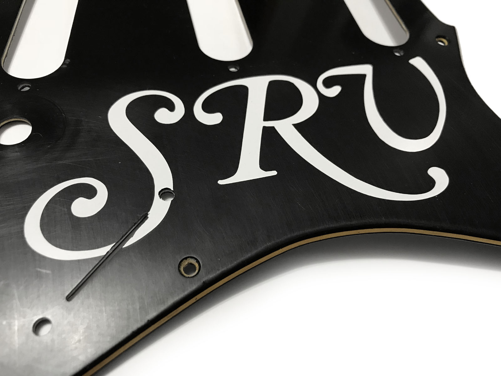 Script Replica Style Letters / Decals / Stickers