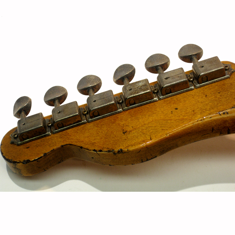 Relic - Aged Kluson Vintage Style Tuners / Tuning Pegs- NO-LINES, SINGLE LINES, or DOUBLE LINES