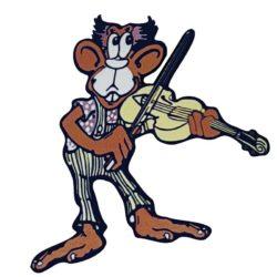 Iommi SG Monkey decal