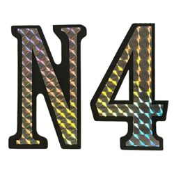 Nuno bettencourt N4 decal stickers