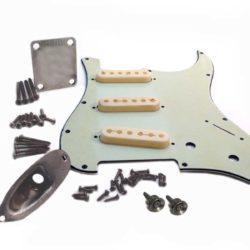Large Stratocaster relic hardware kit