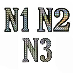 Nuno bettencourt N1 N2 N3 decal replica stickers