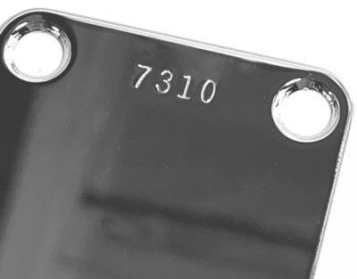 Garcia 7310 neckplate closeup