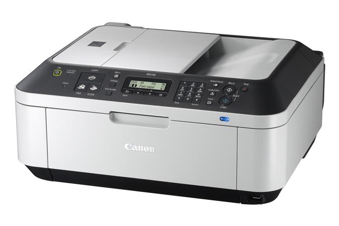Install Canon MX350 Printer Driver on Ubuntu 20.04 - Featured