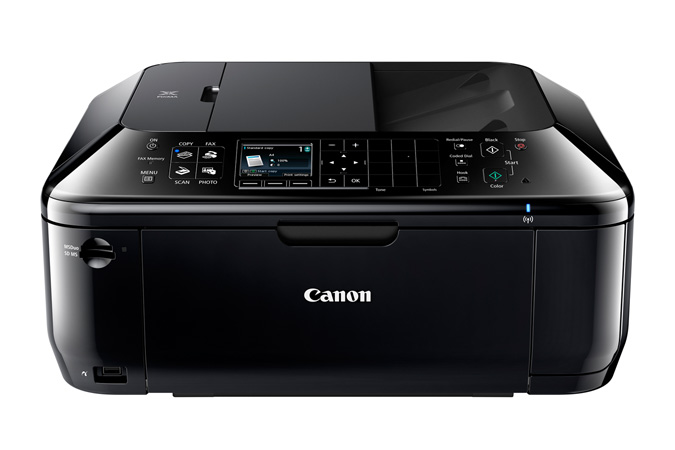 Install Canon MX514 Printer Driver on Ubuntu 20.04 - Featured