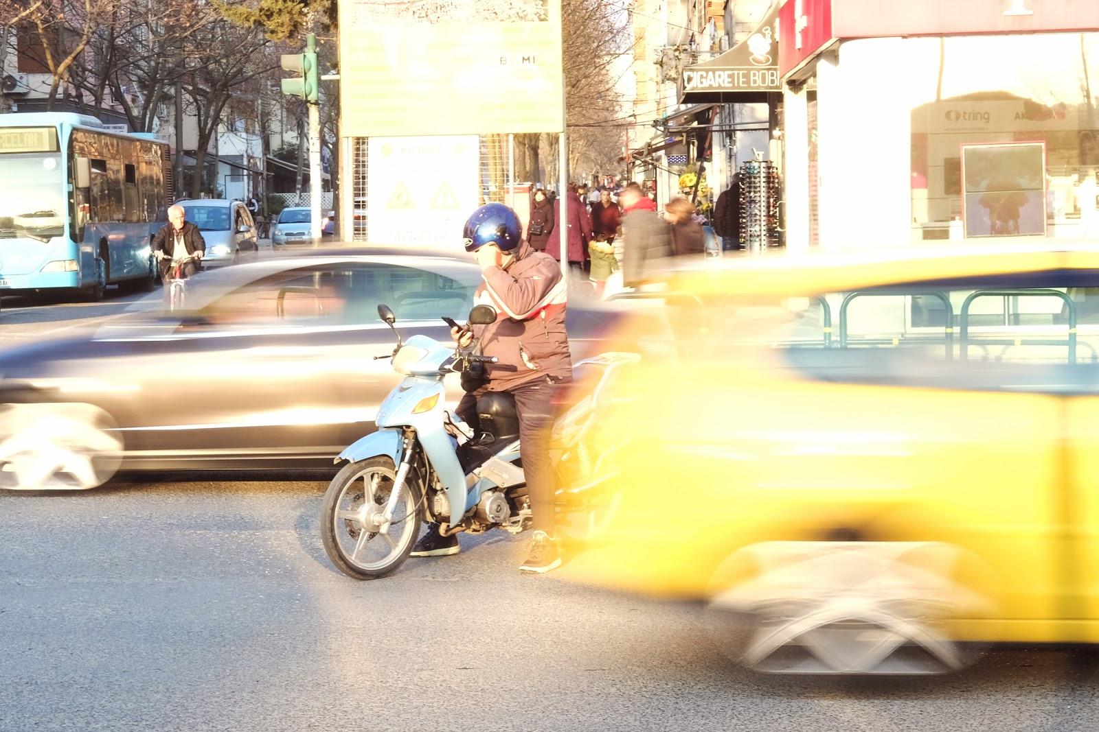 Car blur photo