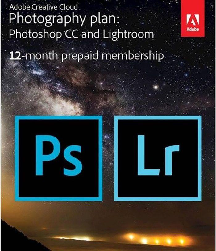 Adobe Photoshop Plan