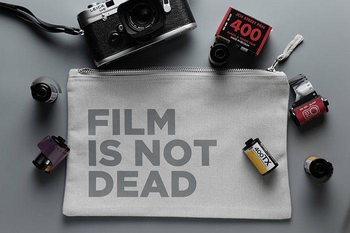 Film is not dead bag