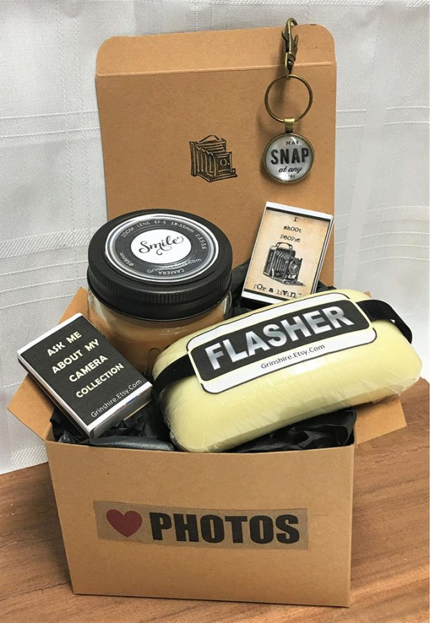 Photographer Gift Box