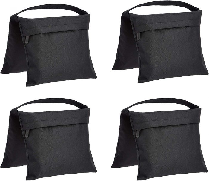 Camera Sand Bags