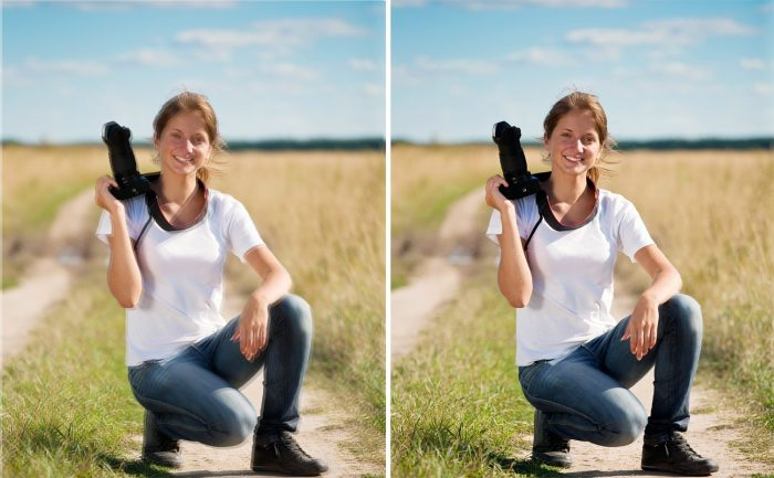 Image Stabilization Example