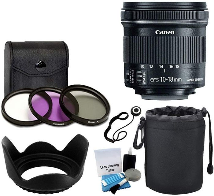 Canon Wide-Angle Lens Kit