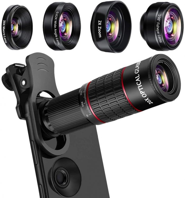 Photo Lens Adapter