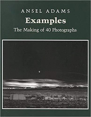 Photography Exmaples Book