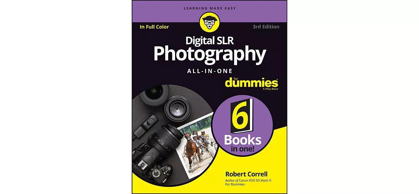 DSLR Photography for Dummies