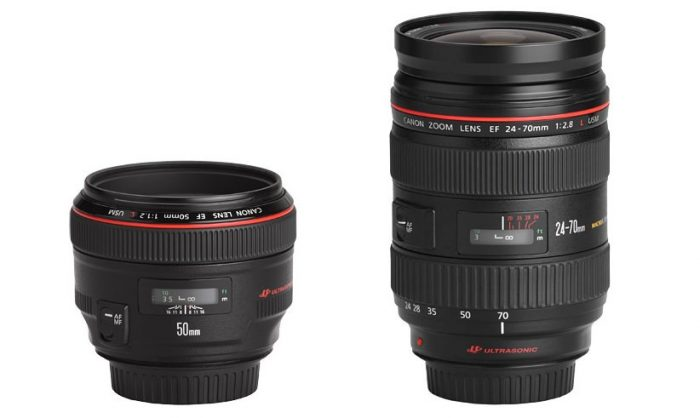 Zoom Lens Example