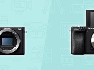 Sony a6500 vs. a6400