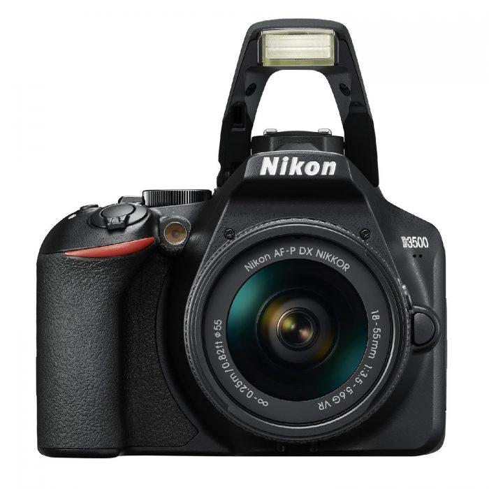 Nikon D3500 Flash