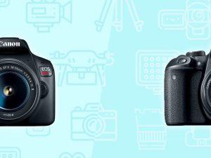 Canon T7 vs T7i