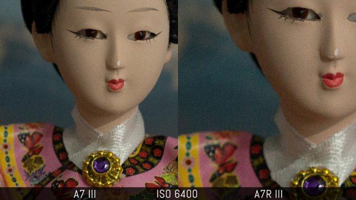Sony a7 III vs. a7r III - Image Noise