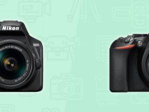 Nikon D3500 vs D5600