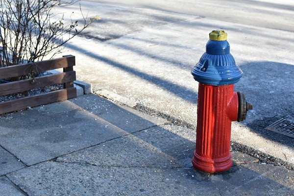 Image of a fire hydrant