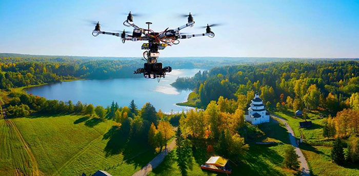 Aerial VS Drone Photography