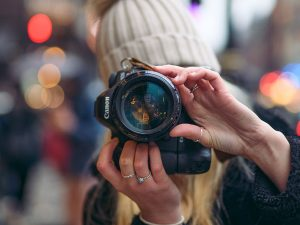 What It's Like Being a Woman Photographer