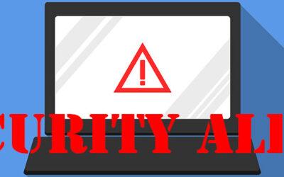 Fake DMCA Notice Malware Attack