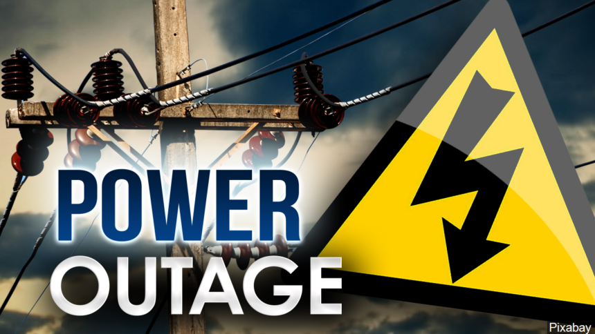 SCE crews working on restoring power to over 800 customers in Cathedral City - KESQ
