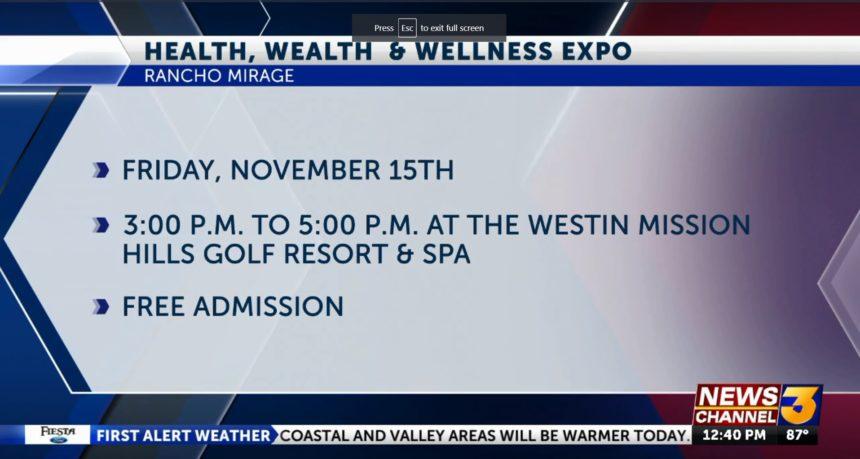 111219 RM Health Wealth