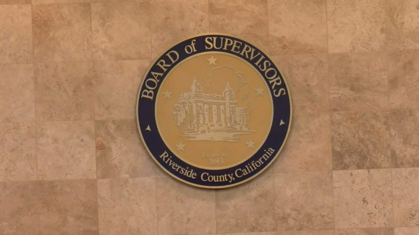 Board of Supervisors Seal