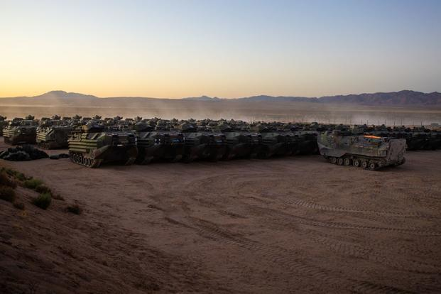 MAGTF Warfighting Exercise 1800