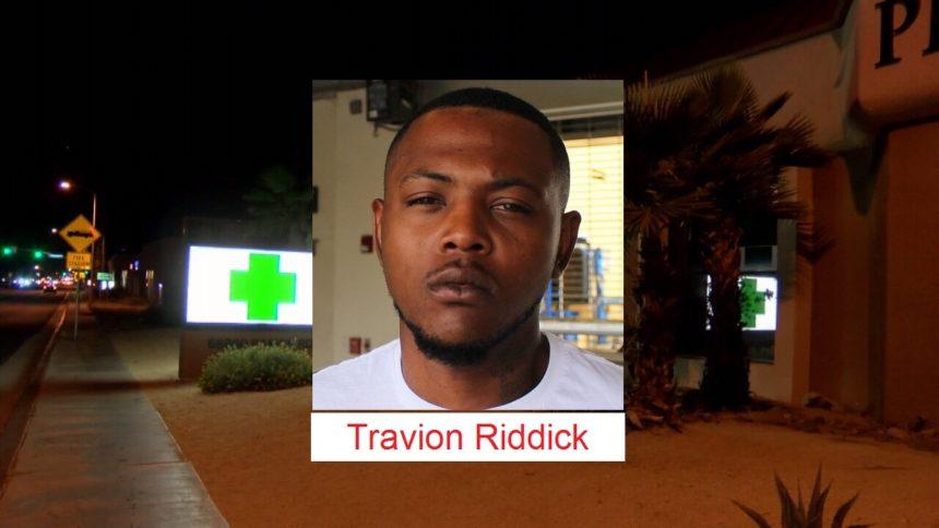 TREVION RIDDICK
