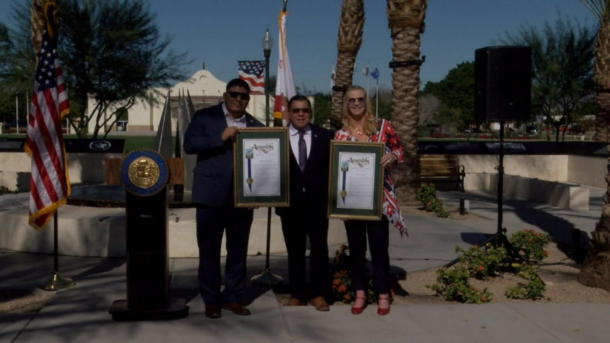 vets honored
