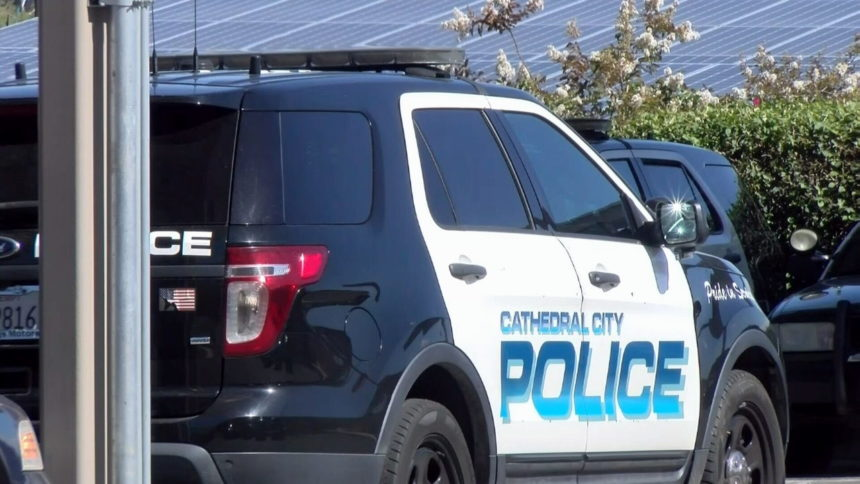 CATHEDRAL CITY POLICE DEPARTMENT -- CCPD