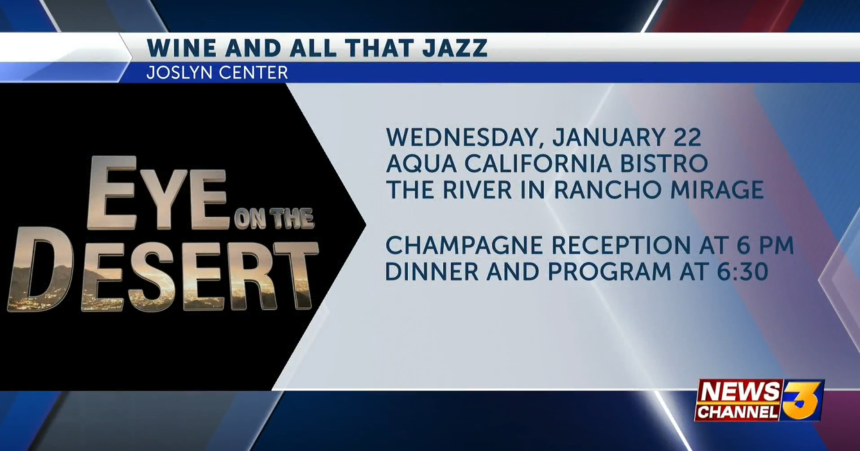 Wine and all that jazz