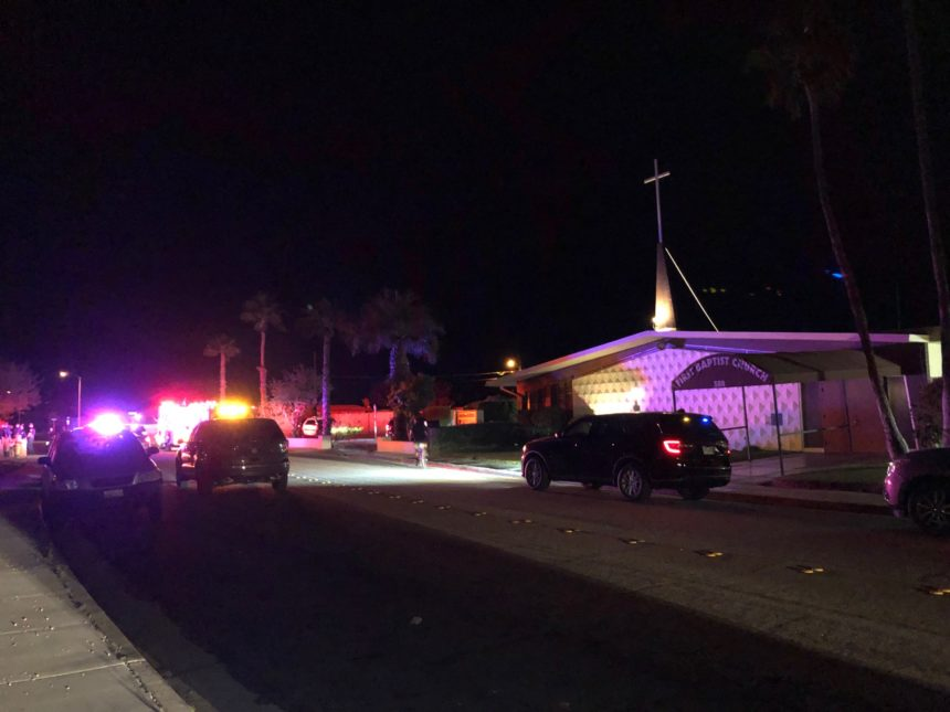 High-speed pursuit goes through I-10, several valley cities - KESQ