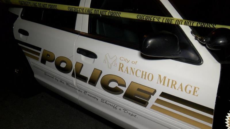 RANCHO MIRAGE POLICE