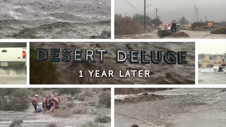 desert deluge